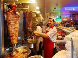 土耳其烤肉拌饭   点击查看