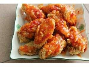 韩式炸鸡    点击查看